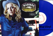 MUSIC - OFFICIAL LIMITED EDITION BLUE VINYL LP